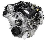 Ford E350 Engine