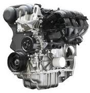 2008 Ford Edge Engine